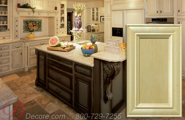 Traditional Cabinet Doors That Make Your Kitchen ... Home